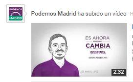 Videos de Podemos