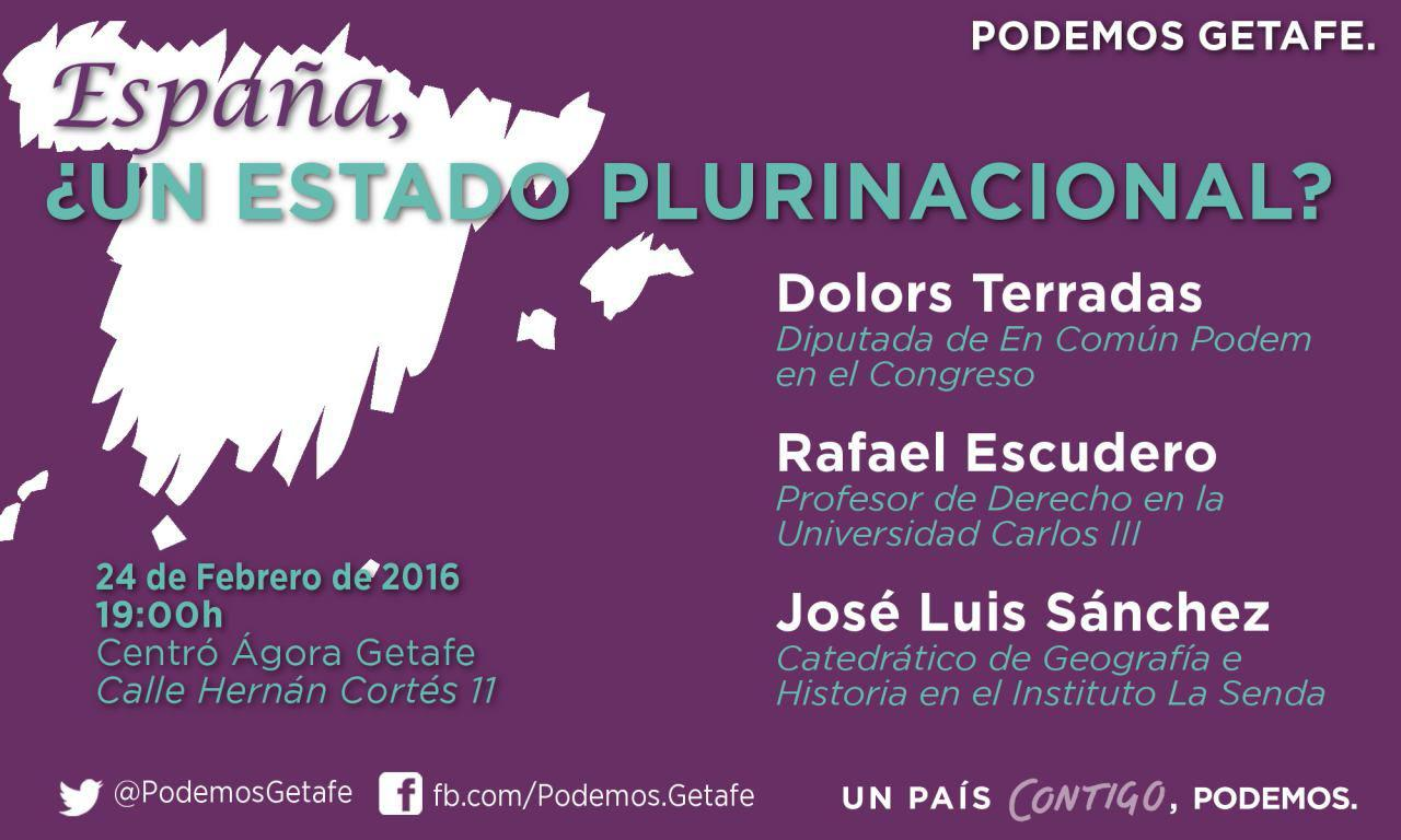España, ¿un estado plurinacional?