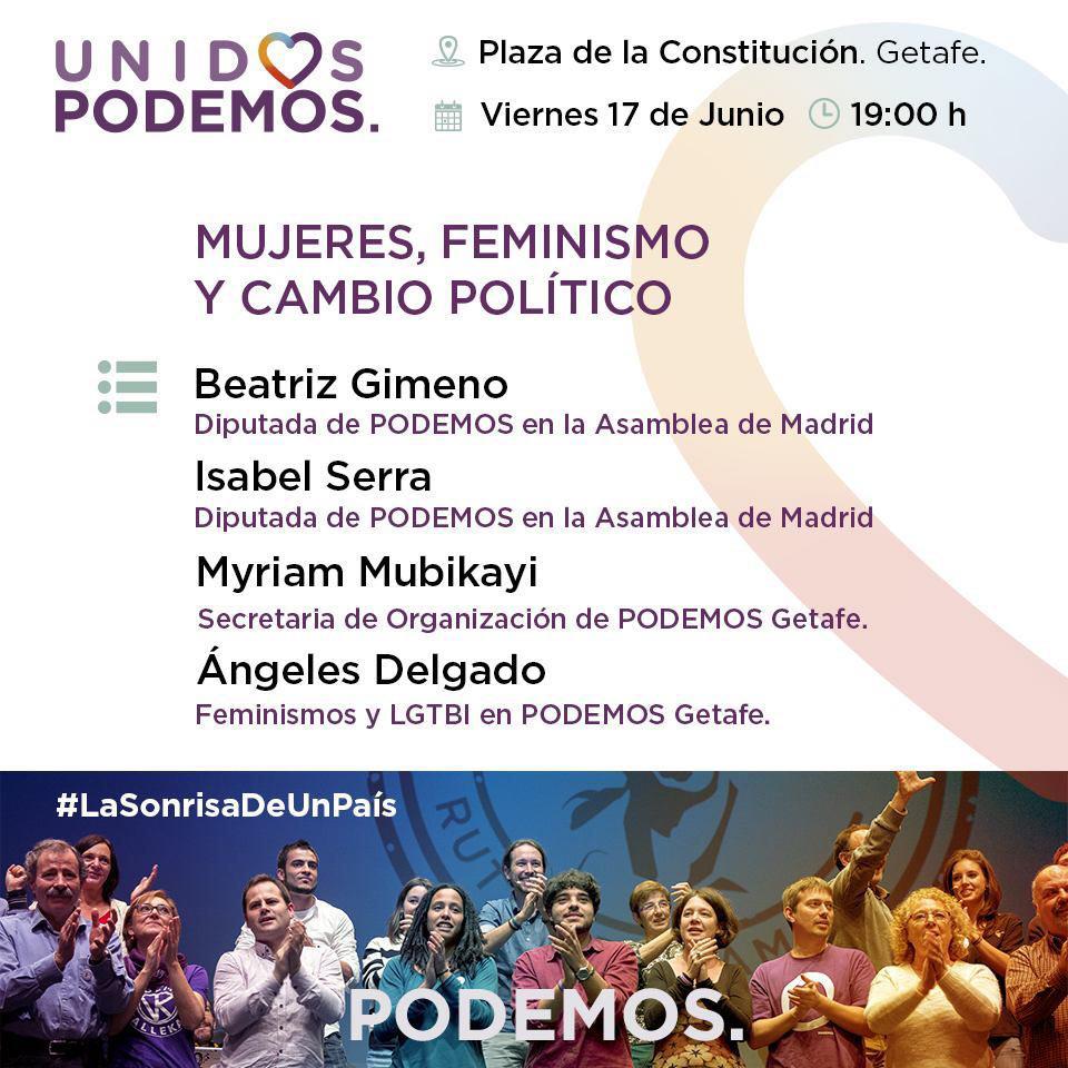 Mujeres, feminismo y cambio político