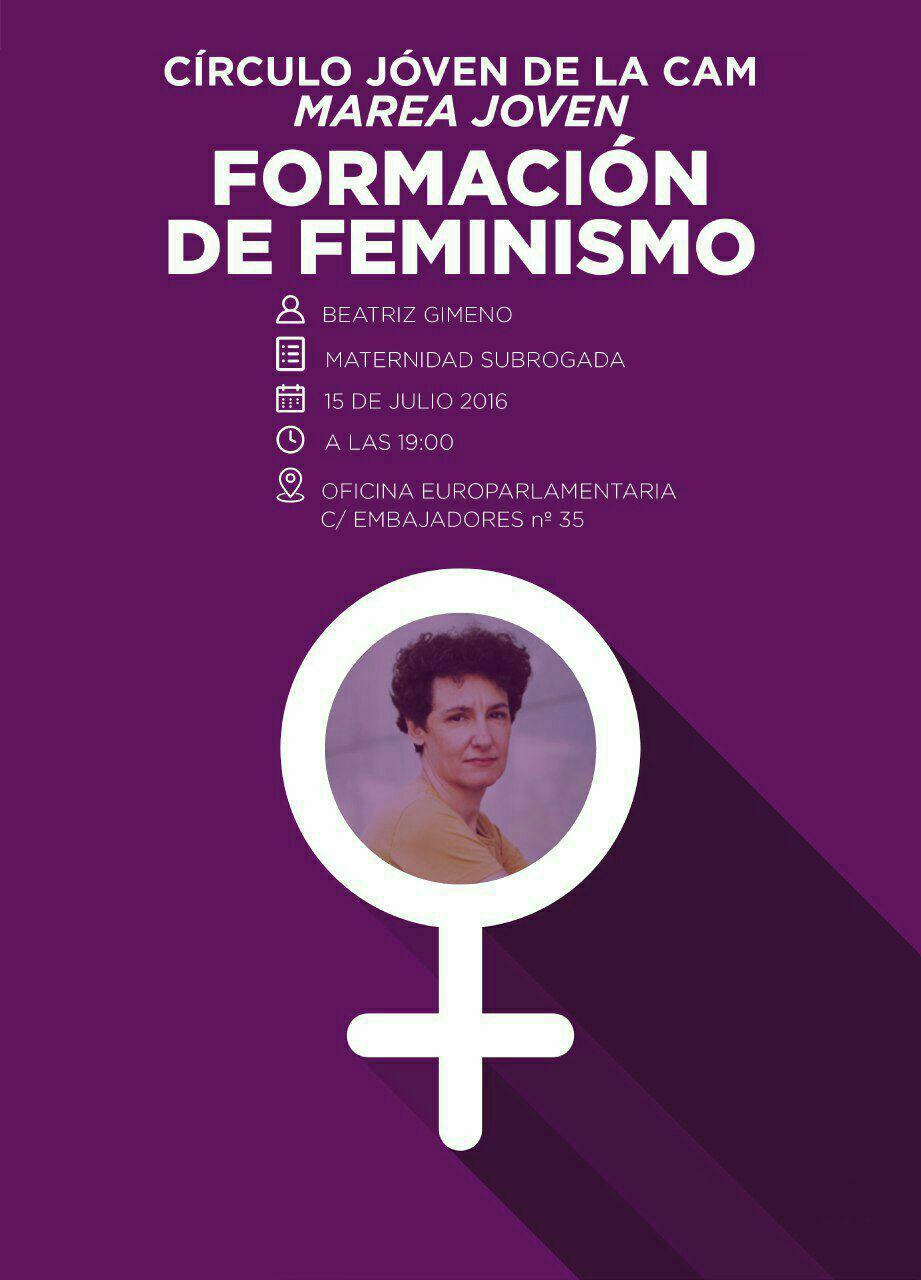 Formación en feminismo