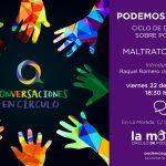 """Debate sobre """"Maltrato animal"""", el viernes 22 de diciembre en La Morada de Getafe"""