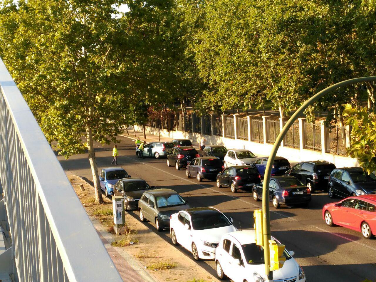 Podemos Getafe denuncia la falta de información a los vecinos con motivo de las obras de la tercera fase de la remodelación de Avenida de la Libertad