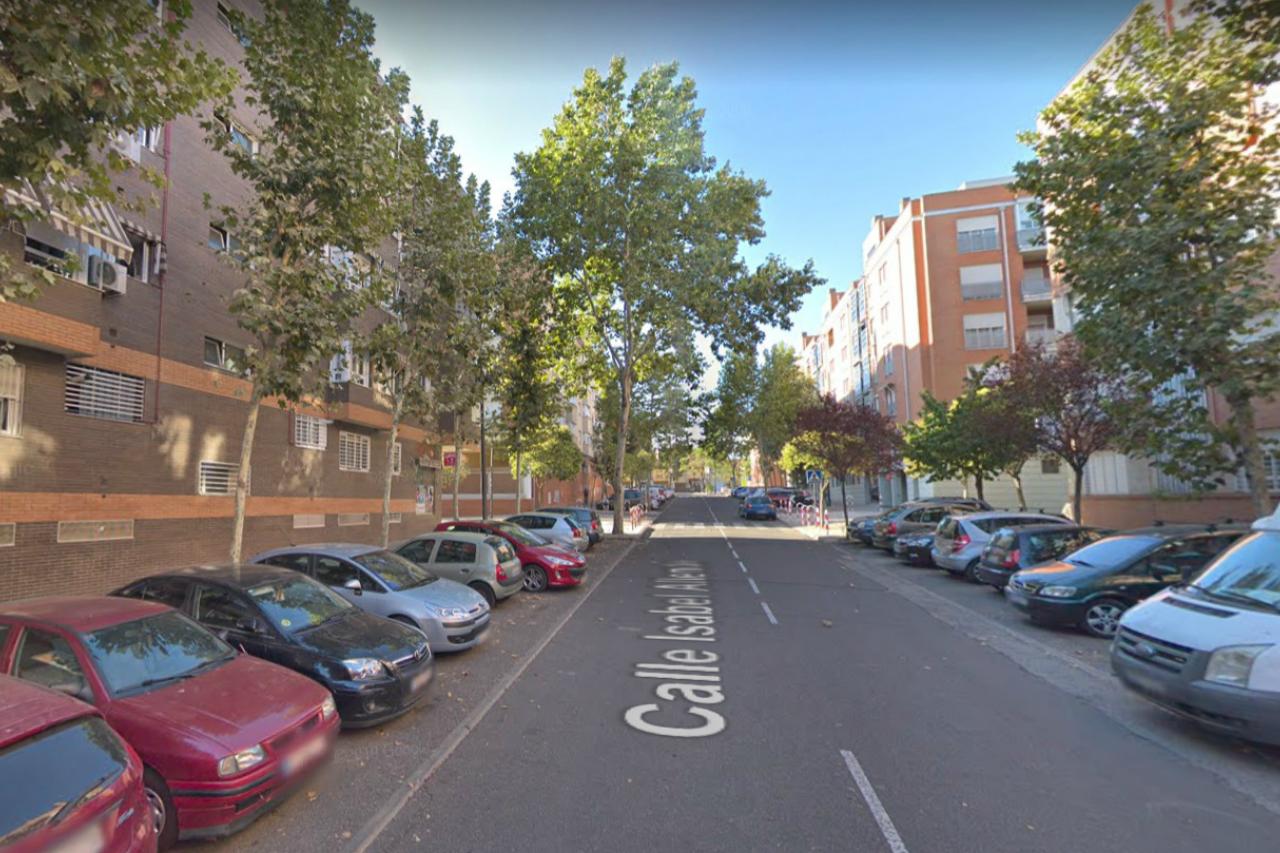 Podemos Getafe pide aumentar la iluminación en la Calle Isabel Allende