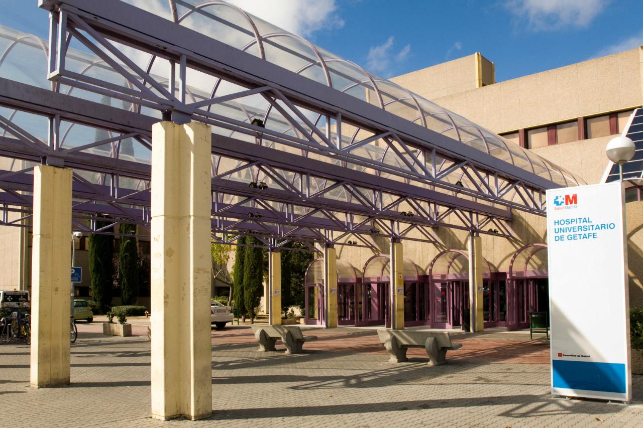El Grupo Municipal Podemos denuncia la larga lista de espera quirúrgica en el Hospital de Getafe
