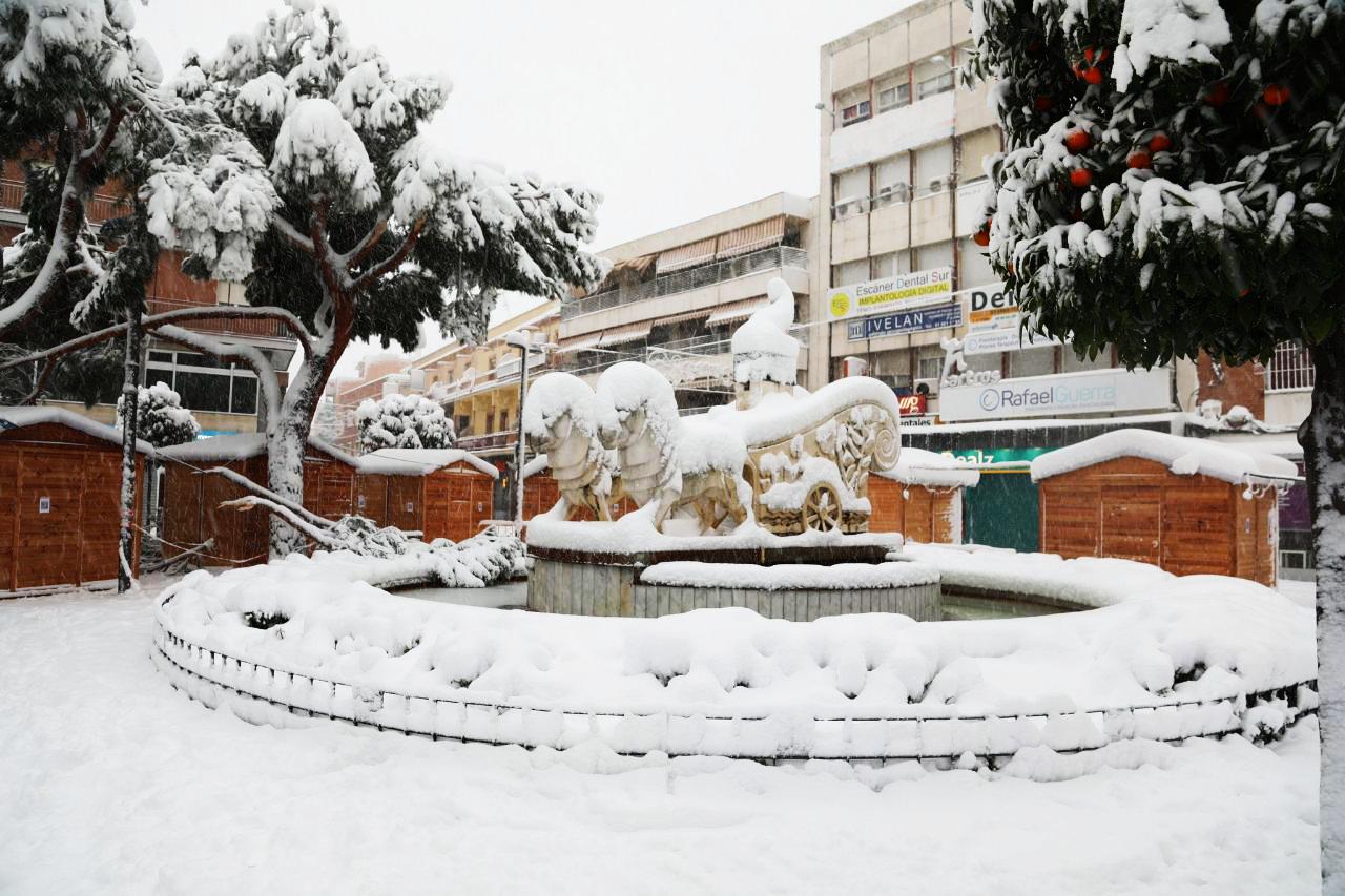 Podemos pide a la Comunidad de Madrid ayudas autonómicas para arreglar los destrozos de Filomena