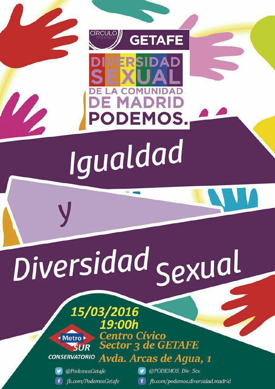 Igualdad y diversidad sexual