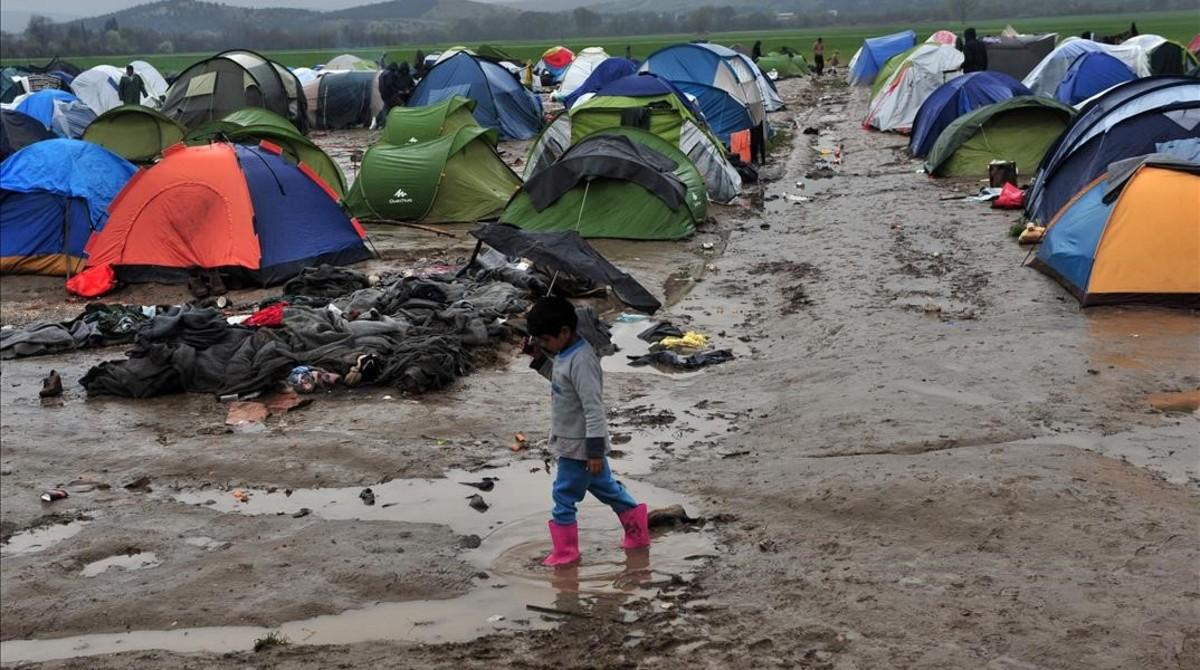 Éxito en la campaña de envío de productos de 1ª necesidad a los campos de refugiados europeos
