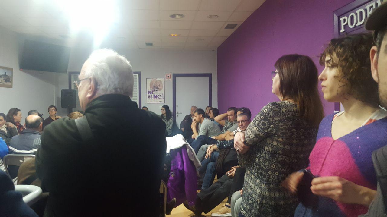 La Asamblea del Círculo de Podemos Getafe pide la anulación del proceso de primarias realizado en Getafe