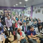 La multitudinaria Asamblea Ciudadana celebrada ayer aprobó por unanimidad la repetición del proceso de primarias tras las numerosas irregularidades detectadas por la auditoría