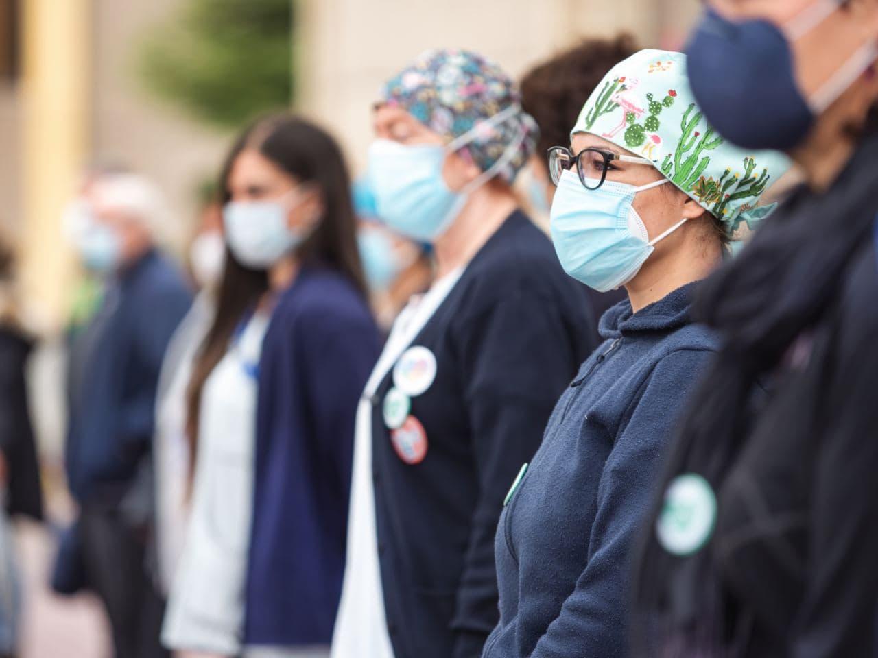 Podemos Getafe denuncia el traslado forzoso de 27 sanitarios del Hospital de Getafe