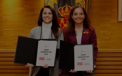 PSOE y Podemos comienzan a trabajar en los Presupuestos 2022 para Getafe