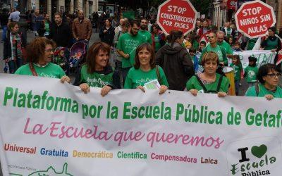 Podemos y PSOE rechazan la nueva ley educativa de Ayuso